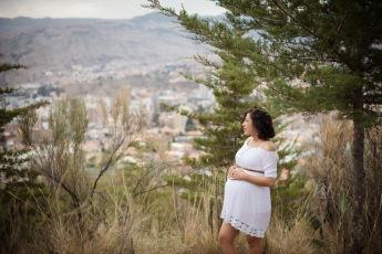 Fotografo de maternidad Bolivia