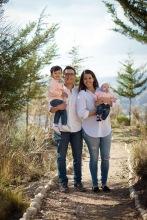 Fotografia de familias Bolivia